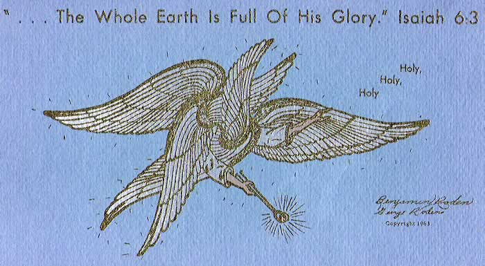 The Whole Earth is Full of His Glory