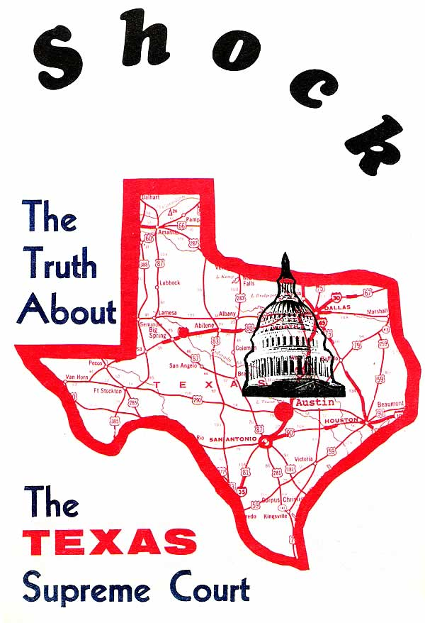 Shock The Truth About The Texas Supreme Court